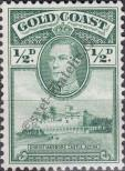 Stamp Gold Coast Catalog number: 105