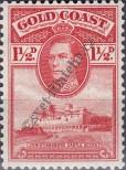 Stamp Gold Coast Catalog number: 107