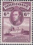 Stamp Gold Coast Catalog number: 111
