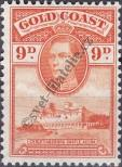 Stamp Gold Coast Catalog number: 112