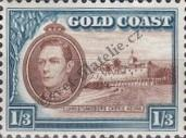 Stamp Gold Coast Catalog number: 114