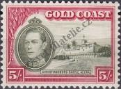 Stamp Gold Coast Catalog number: 116