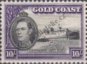 Stamp Gold Coast Catalog number: 117