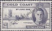 Stamp Gold Coast Catalog number: 118