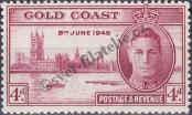 Stamp Gold Coast Catalog number: 119