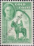 Stamp Gold Coast Catalog number: 120