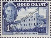 Stamp Gold Coast Catalog number: 121