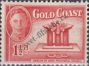 Stamp Gold Coast Catalog number: 122