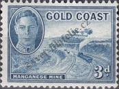 Stamp Gold Coast Catalog number: 125