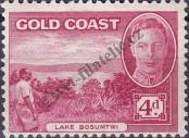 Stamp Gold Coast Catalog number: 126