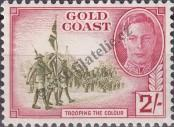 Stamp Gold Coast Catalog number: 129