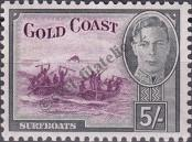 Stamp Gold Coast Catalog number: 130