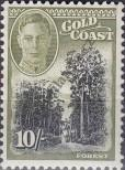 Stamp Gold Coast Catalog number: 131