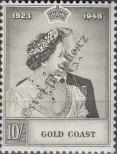 Stamp Gold Coast Catalog number: 133
