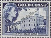 Stamp Gold Coast Catalog number: 139