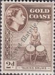 Stamp Gold Coast Catalog number: 141
