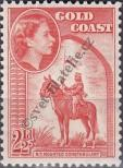 Stamp Gold Coast Catalog number: 142