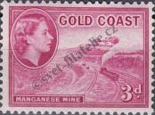 Stamp Gold Coast Catalog number: 143