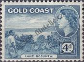 Stamp Gold Coast Catalog number: 144