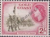 Stamp Gold Coast Catalog number: 147