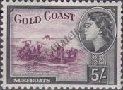 Stamp Gold Coast Catalog number: 148