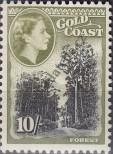 Stamp Gold Coast Catalog number: 149
