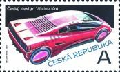 Stamp Czech republic Catalog number: 1043