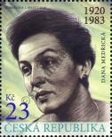 Stamp Czech republic Catalog number: 1047