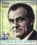 Stamp Czech republic Catalog number: 1048