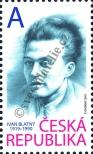 Stamp Czech republic Catalog number: 1050