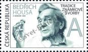 Stamp Czech republic Catalog number: 1054