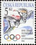 Stamp Czech republic Catalog number: 34