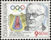 Stamp Czech republic Catalog number: 105