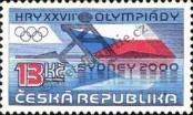 Stamp Czech republic Catalog number: 267