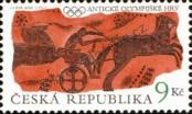 Stamp Czech republic Catalog number: 268