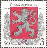 Stamp Czech republic Catalog number: 1