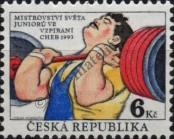 Stamp Czech republic Catalog number: 8