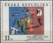 Stamp Czech republic Catalog number: 26
