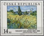 Stamp Czech republic Catalog number: 27