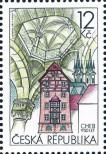 Stamp Czech republic Catalog number: 669