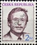 Stamp Czech republic Catalog number: 3