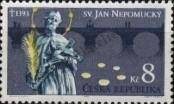 Stamp Czech republic Catalog number: 4