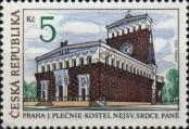 Stamp Czech republic Catalog number: 6