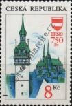 Stamp Czech republic Catalog number: 9
