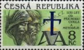Stamp Czech republic Catalog number: 11