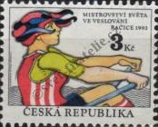 Stamp Czech republic Catalog number: 20