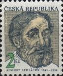 Stamp Czech republic Catalog number: 21