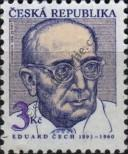 Stamp Czech republic Catalog number: 22