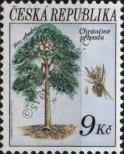 Stamp Czech republic Catalog number: 25