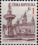 Stamp Czech republic Catalog number: 12